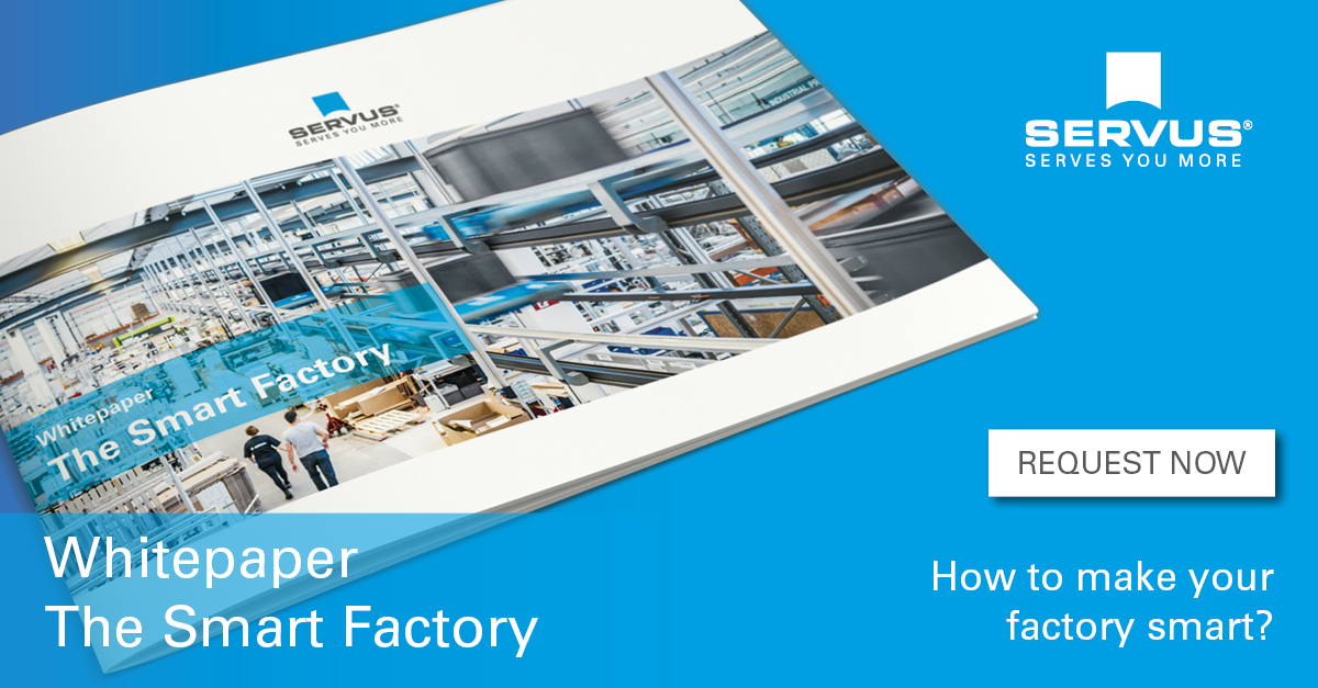 """Whitepaper """"The Smart Factory"""""""