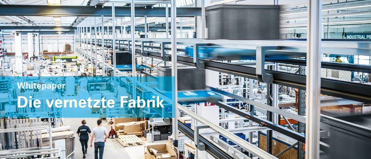 Die vernetzte Fabrik