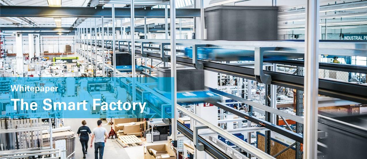 Titel die vernetzte Fabrik_EN_ohne Logo